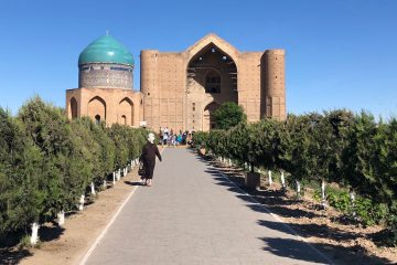 Otrar and Turkestan whole day tour